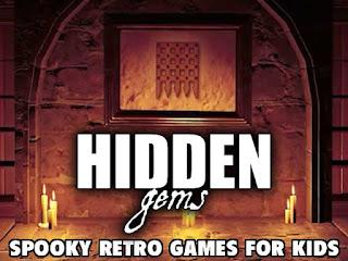 Hidden Gems - TOP 10 Spooky Retro Games for Kids