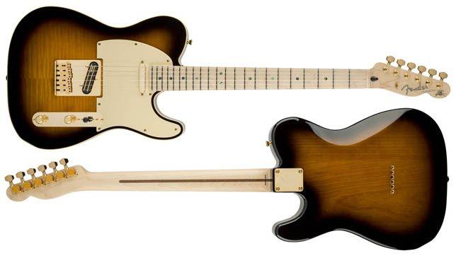 Guitarra de Richie Kotzen