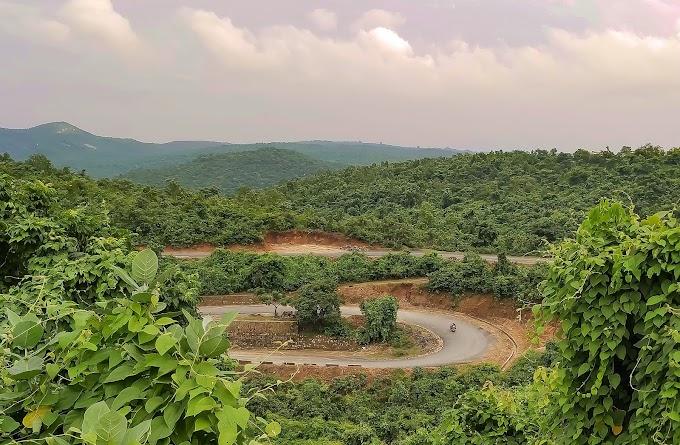 Ajodhya Hills, Purulia