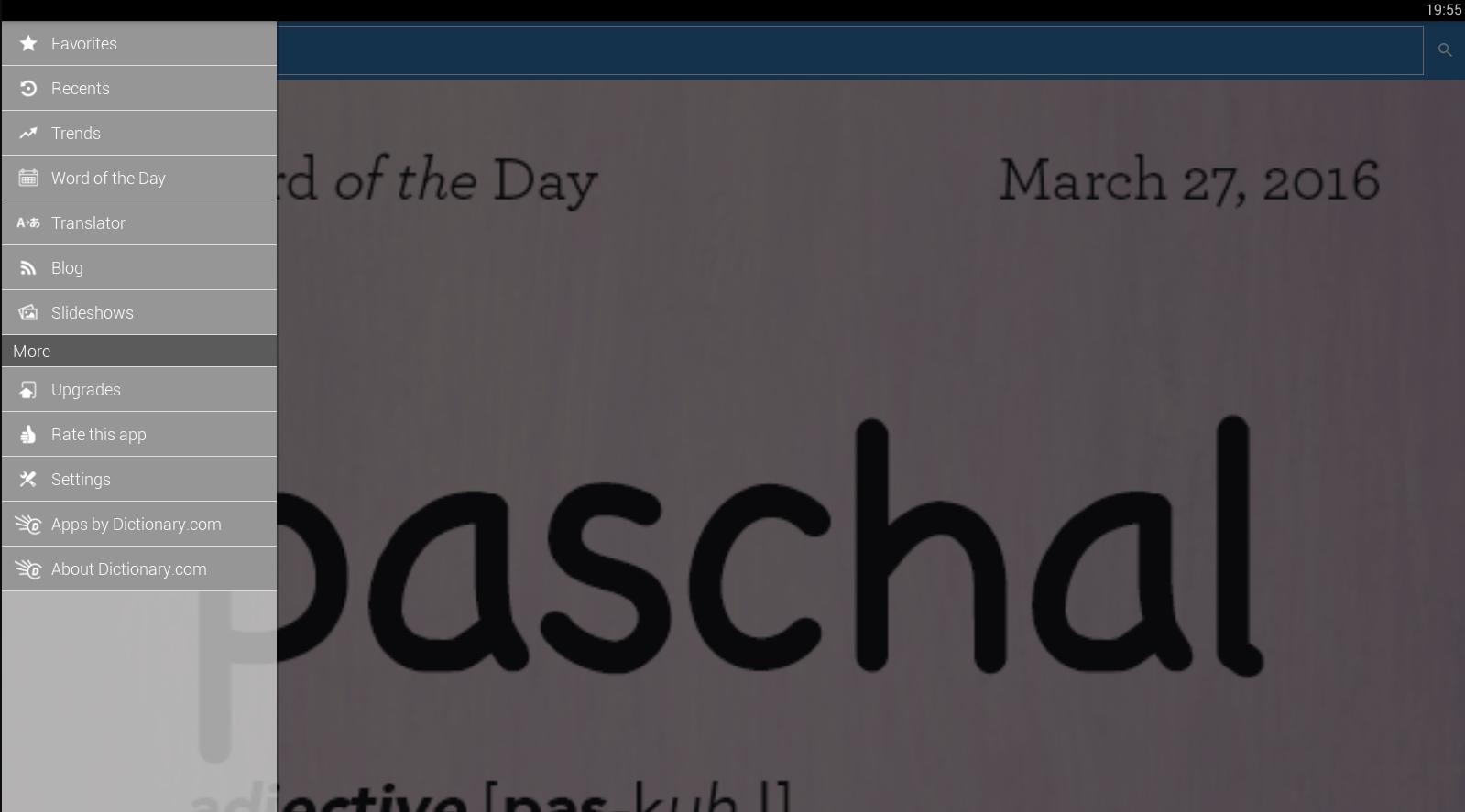 Mofos dictionary