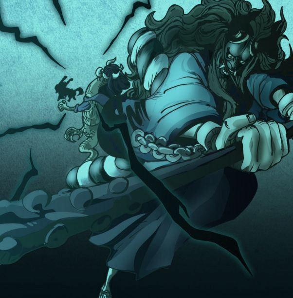 Next Nakama will be Kaido's son?