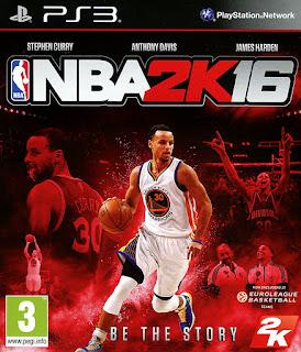 NBA 2K16 PS3 TORRENT