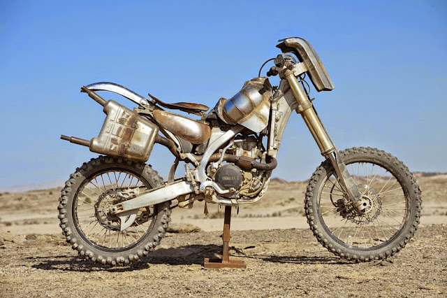 Motorcycle from Mad Max 4