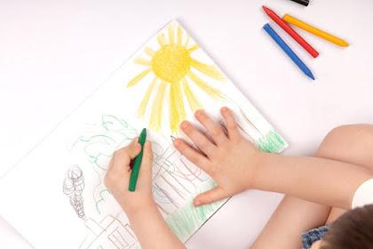 Luar Biasa! Ini 8 Manfaat Melukis Bagi Anak yang Jarang Diketahui