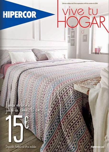 Catalogo Hipercor Vive Tu Hogar 2014