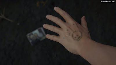 Tatuaje en la mano