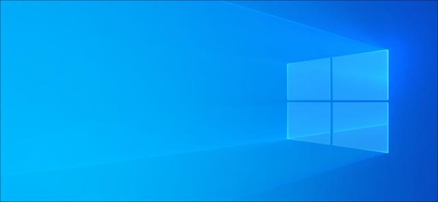 خلفية سطح المكتب الافتراضية الجديدة لنظام التشغيل Windows 10