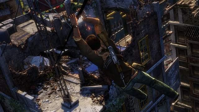 Detalles en imágenes y vídeo de Uncharted: Nathan Drake Collection