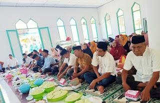 Warga Desa Onto Peringati Maulid Nabi Muhammad SAW, Ini Harapan MBA