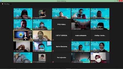 Seminar Motivasi Online Indonesia Power Bali di Zoom bersama Motivator Muda Indonesia Edvan M Kautsar 2021