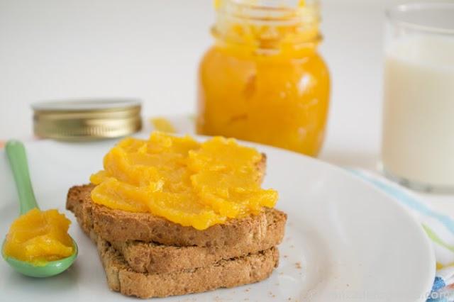 The BEST Homemade Peach Jam