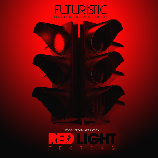 FUTURISTIC - Red Light Texting (feat. Devon Terrell) - Single  Cover