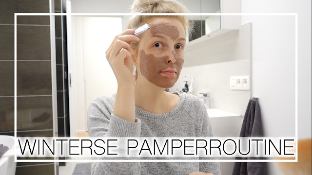 Winterse pamperroutine