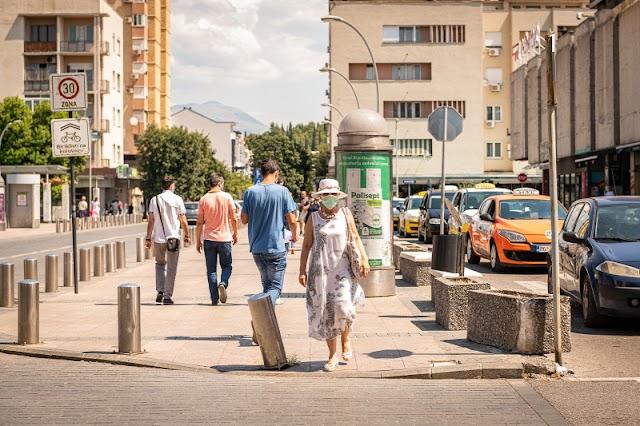 Újabb korlátozásokat vezet be Észak-Macedónia
