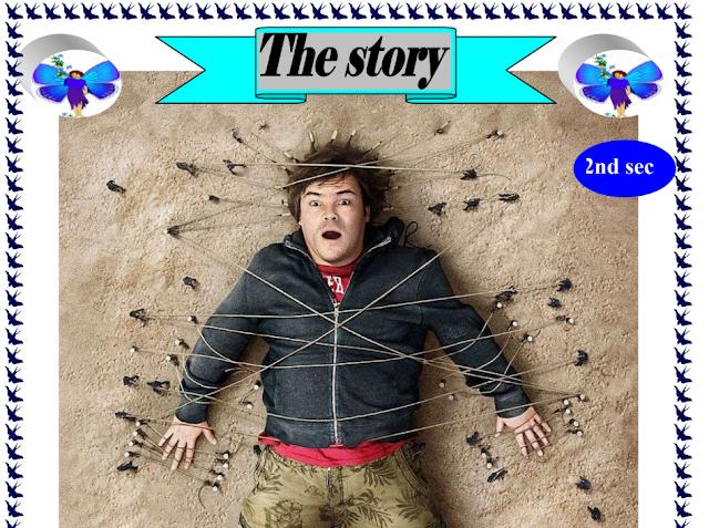 اقوي مذكرة قصة للصف الثاني الثانوي قصة جليفر Gulliver مترجمة وبالصور 2019