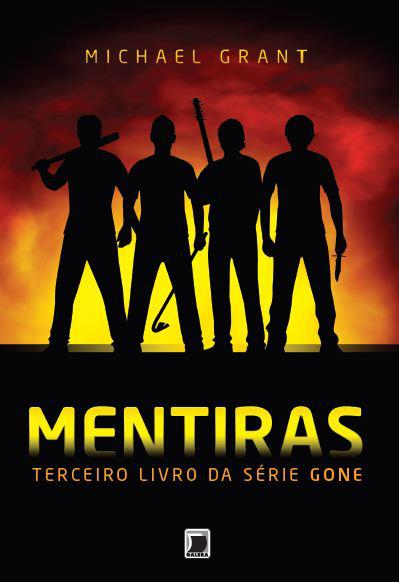"News: Capa de ""Mentiras"", do autor Michael Grant 6"