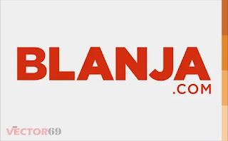 Logo Blanja.com - Download Vector File AI (Adobe Illustrator)