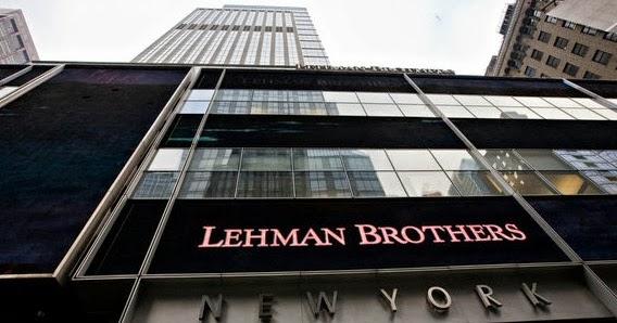 Big Apple Secrets Lehman Brothers Part 2 Big Crash
