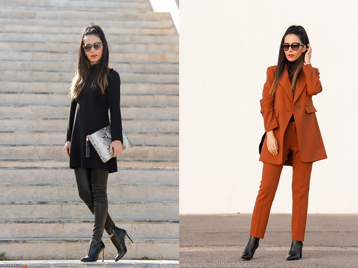 Resumen de los mejores looks MArzo la blogger de moda estilo de Valencia withorwithoutshoes
