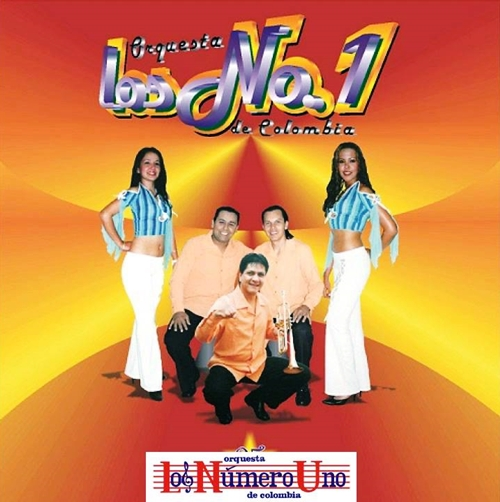 Lyrics de Los Numero Uno De Colombia