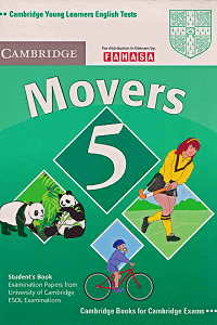 Cambridge Mover 5 - Student's Book - Answer Key - Cambridge