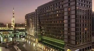 Daftar Hotel Bintang 4 di Mekkah Saudi Arabia