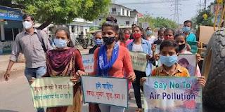 वायु प्रदूषण शरीर के हर अंग को पहुंचाता है नुकसान