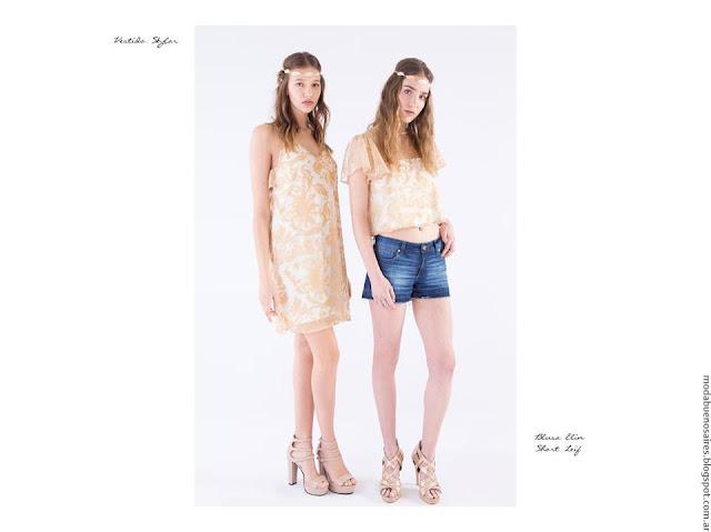 Moda verano 2017 La Cofradía. Moda primavera verano 2017 vestidos.