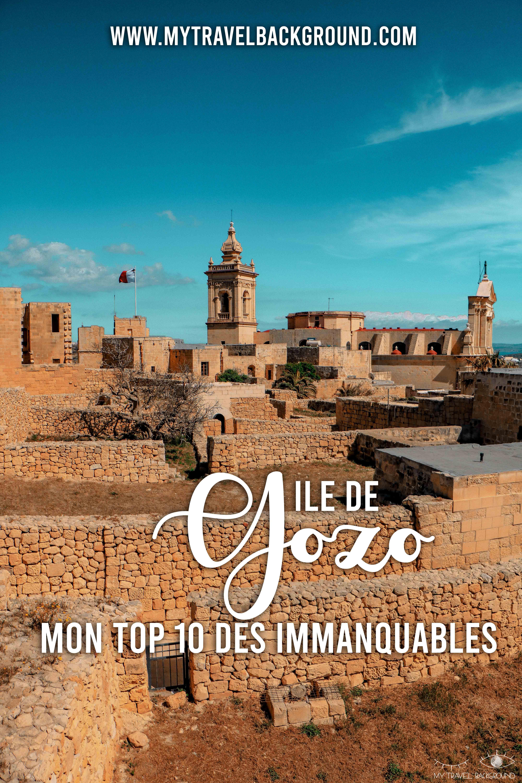 Les incontournables de Malte - partie 2, Gozo et Comino