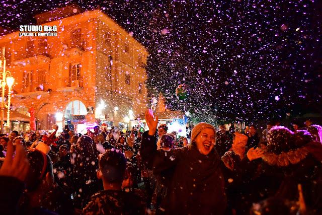 Οι Χριστουγεννιάτικες εκδηλώσεις στο Δήμο Ναυπλιέων μέχρι και το Σάββατο
