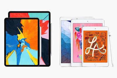 Perbedaan Ipad Mini 5 dan 4