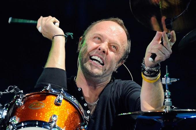 """Lars Ulrich """"Estoy orgulloso del sonido de St Anger"""""""
