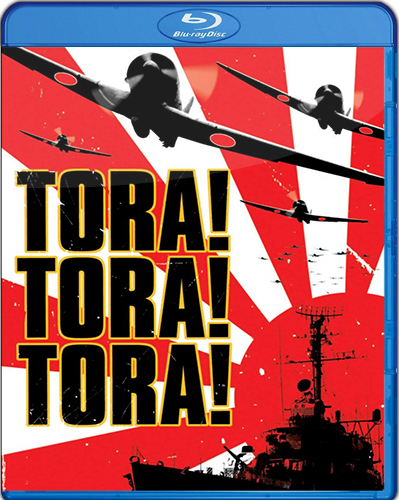 Tora! Tora! Tora! [1970] [BD25] [Latino]