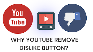 Why YouTube remove dislike button?
