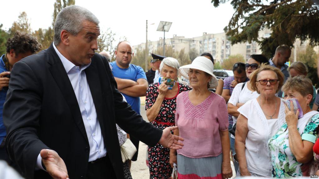 Армянск: Защитных масок нет, но вы держитесь