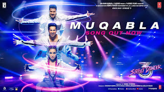 Muqabla - Street Dancer Full HD Video