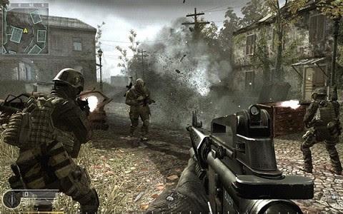 Call of Duty 4 Modern Warfare Serial Key
