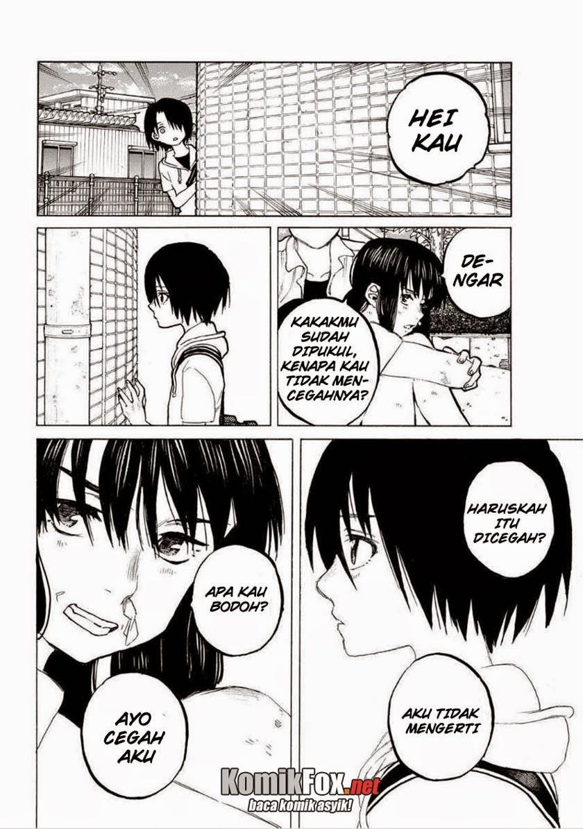 Koe no Katachi Chapter 45-8
