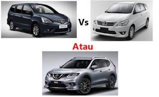 Mobil Pilihan Keluarga Indonesia