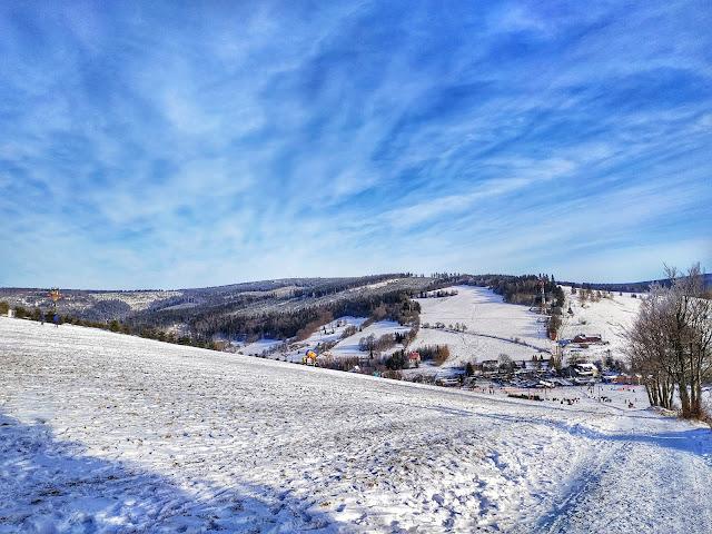 Góry Sowie, okolice Wrocławia, gdzie na spacer, sanki