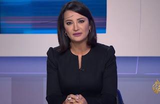 الإعلامية اللبنانية غادة عويس تنفى جميع الإشاعات و الصور الفاضحة