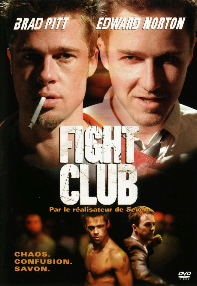Nonton Film Fight Club (1999)