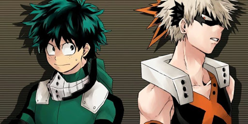 Read Boku No Hero Academia Manga Chapter 280 Online