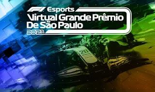 Resultado Carrera VirtualGP de F1 BrasilGP Interlagos 14-2-2021