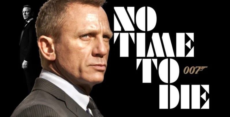 Bond 25 already has a title: No Time to Die