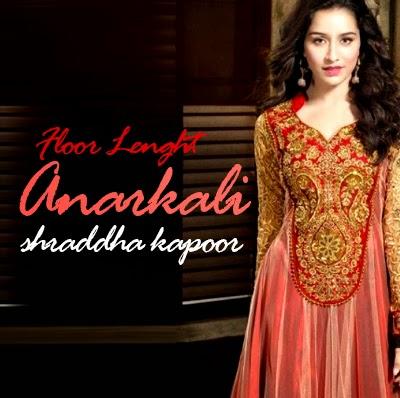 e04abbc4b1 Elegant Floor Length Anarkali Dresses For Summer 2014 By Memsaab ...