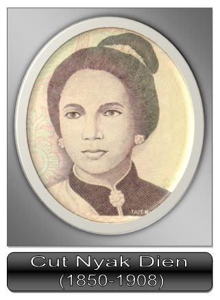 Biografi Cut Nyak Dien (1850-1908)