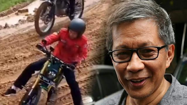 Rocky Gerung Setuju Syahganda, Jokowi akan Jatuh dengan Sendirinya Tahun Ini
