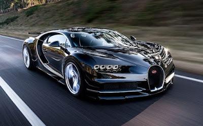 Θαυμάστε τη νέα Bugatti - Δείτε τις φωτογραφίες