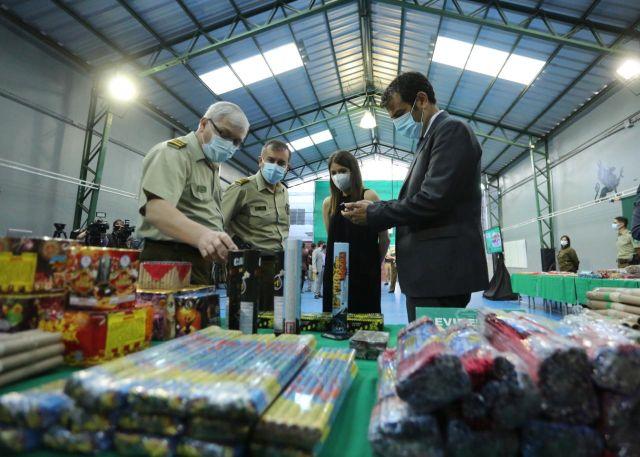 Fiscalización Fuegos Artificiales